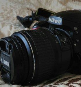 Nikon d3200 (kit 18-55)