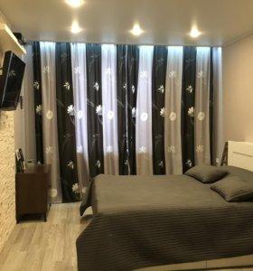 2 комнатная квартира с отличным ремонтом и мебелью