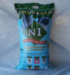 N1 селикагелевый наполнитель 30 литров
