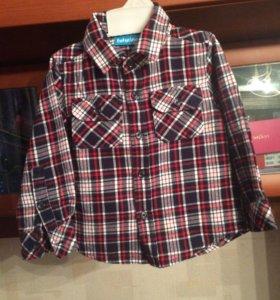 Детская рубашка . Р-92