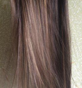 Волосы новые