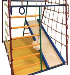 Детский спортивный комплекс веселый малыш (Maxi)