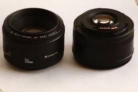 Canon 50 mm 1,8