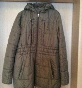 Куртка со вставкой для ребенка