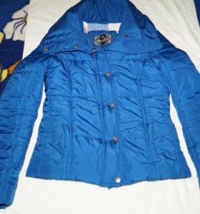Яркие куртки