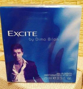 Мужской парфюм Excite by Dima Bilan
