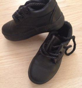 Ботиночки новые!