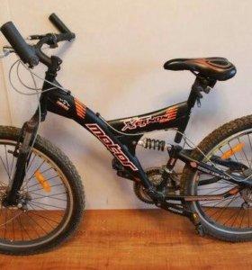 Продаю велосипед (велик)Motor Vernon XT