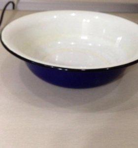 Железная тарелка
