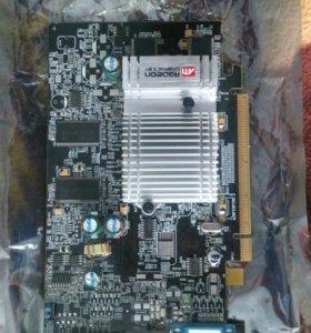 Видеокарта Radeon x-300
