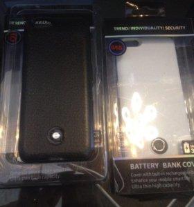 Чехол-аккумулятор iPhone