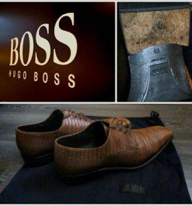 Туфли HUGO Boss, оригинал, новые.