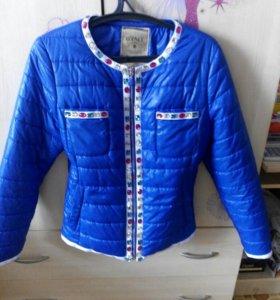 Куртка женская весна-осень 44-46