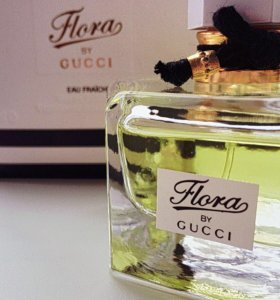 Flora by Gucci туалетная вода