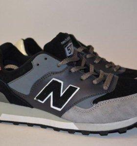 Новые замшевые кроссовки New Balance 577