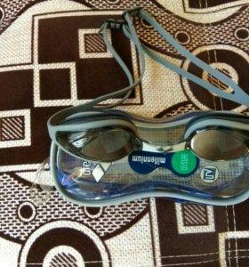 Очки, шапка для плавания Аrena cobra original