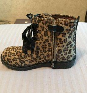 Новые ботиночки Mayoral