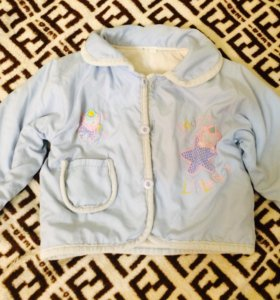 Комбинезон весна-осень с курткой 68 размер