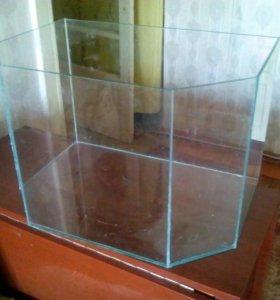 Продам аквариум 50л
