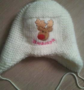 Зимняя шапка за киндер