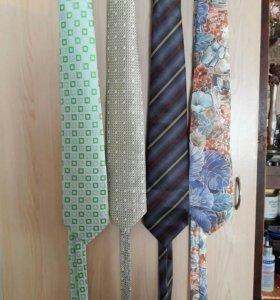 Четыре галстука за 199 рублей