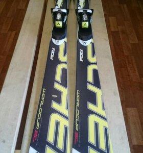 Лыжи горные .RC4.WORLDCUP. SC.р165. R12