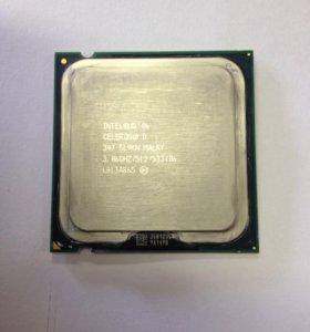 Процессор Intel Celeron D 347 3,06GHz