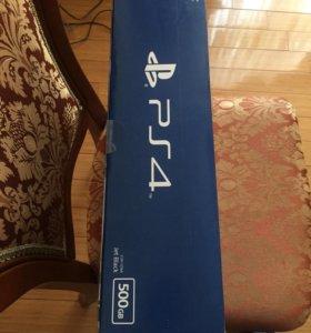 Новый! Запакованный PS4