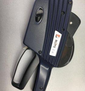 Этикет пистолет Blitz C8