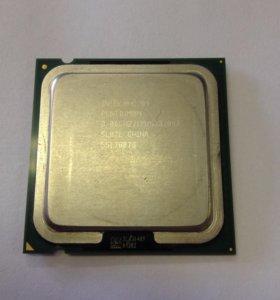 Процессор Intel Pentium 4 3,06GHz
