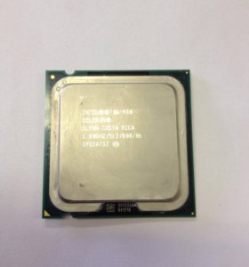 Процессор Intel Celeron 430 1,80GHz