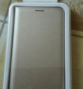 Чехол на Samsung Galaxy J5 6 flip wallet