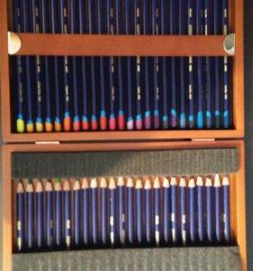 Акварельные карандаши 48 шт.