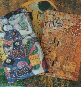 Арт-блокноты с Климтом