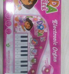Пианино на батарейках