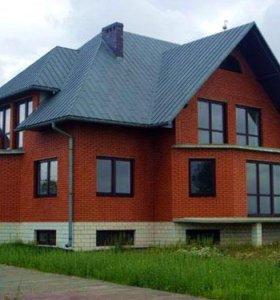Строительство домов,коттеджей,бань,любых помещений
