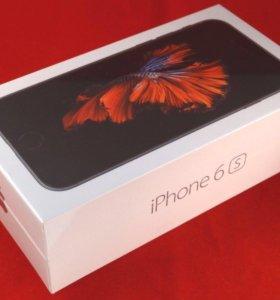 Новый iPhone 6s 32gb, НЕвосстановленный.