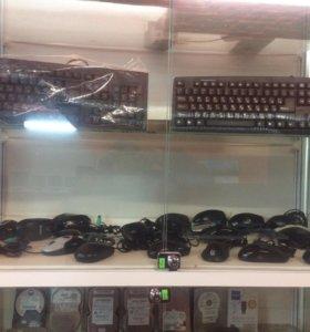 Мышки для Пк и ноутбуков