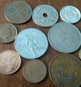 10 разных монет #34