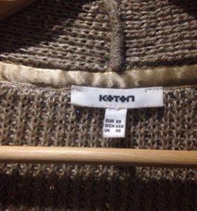Кардиган, пуловер, длинная кофта