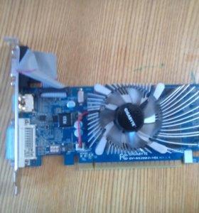 Видеокарта GIGABYTE GeForce GT 620 [GV-N620D3-1GL]