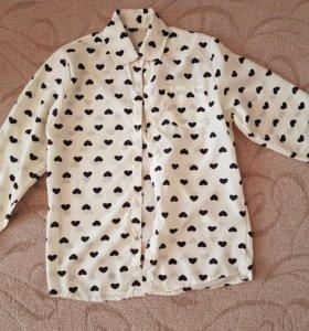 Новая блузки