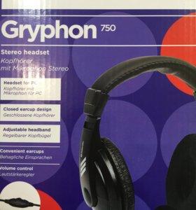 Наушники для ПК с микрофоном Defender