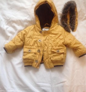 Куртка Весенняя-Осенняя