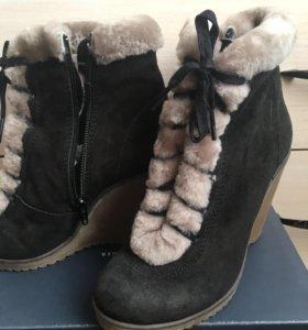 Зимние ботиночки дешево