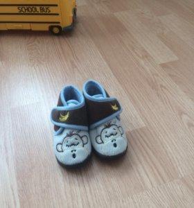 Новые домашние ботиночкам приобретались в Германии