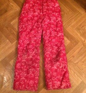 Зимним осенние штаны