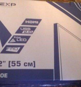 Новый телевизор Dexp
