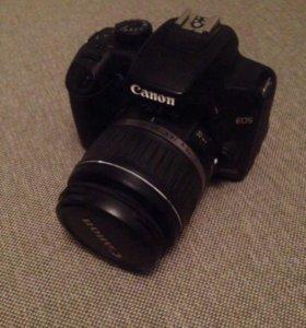 Фотоаппарат Canon EOS 1000D Kit 18-55mm