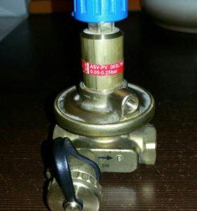 Данфосс автоматический балансировочный клапан asv
